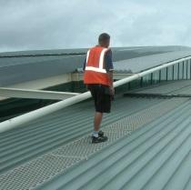 Roof Grip Floor grating