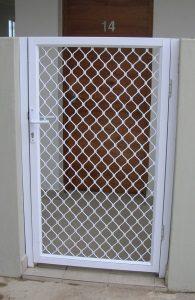 Mesh gate